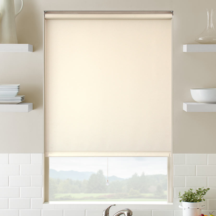 Select Classic Light Filtering Roller Shades