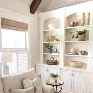 Designer Series Woven Wood Shades 30243 Thumbnail