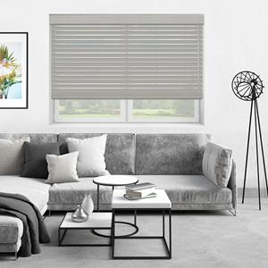 "Premier 2"" Faux Wood Blinds 22550 Thumbnail"
