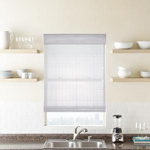 Premier Modern Natural Wood Shades 8858