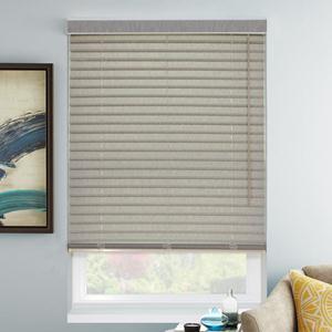 Select 2 Fabric Light Filtering Horizontal Window Blinds