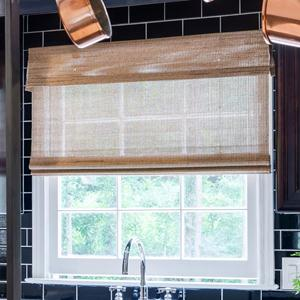 Closeout Woven Wood Shades 5927