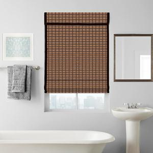 Closeout Woven Wood Shades 6600