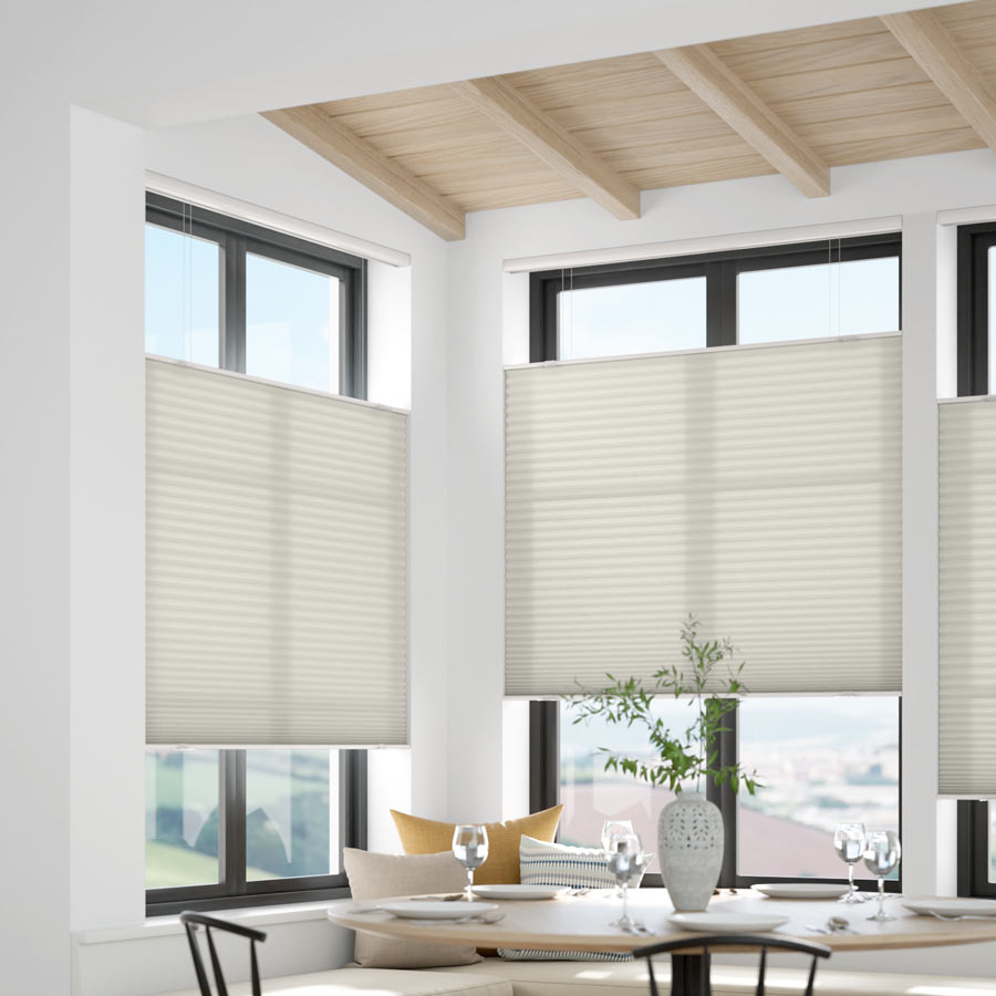 Classic Top Down Bottom Up Light Filtering Shades | SelectBlinds.com