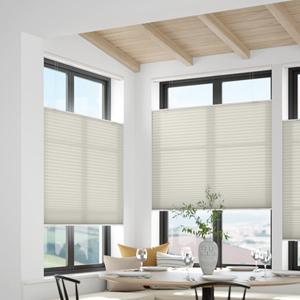 Classic Light Filtering Cordless Top Down Bottom Up Shades 17868 Thumbnail
