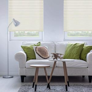 "Select 1"" Light Filtering Pleated Shades 22851 Thumbnail"