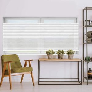 "Select 1"" Light Filtering Pleated Shades 22850 Thumbnail"