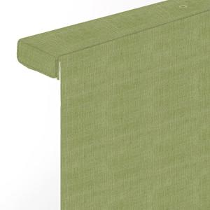 Essential Light Filtering Romans in Blush Crushed Velvet from SelectBlinds.com Come Standard with a