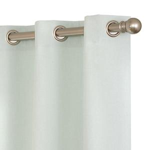 Satin Nickel Grommet Finish