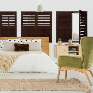 Select Stained Wood Shutters 27281 Thumbnail