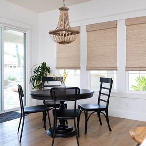 Premium Coastal Woven Wood Shades 32937 Thumbnail