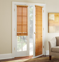 "1"" American Hardwood Blinds"