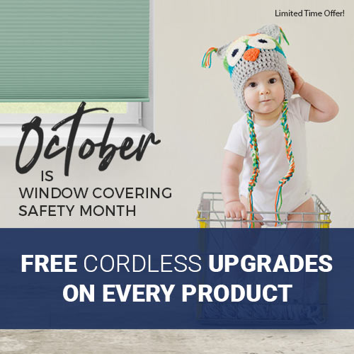 Free Cordless Upgrades Sitewide