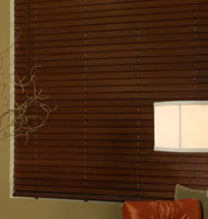 "Cordless 2"" American Wood Blinds"