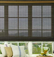 Premier Natural Wood Shades
