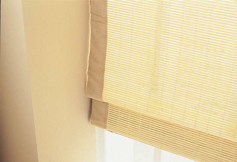 Select Natural Wood Shades Custom Blinds and Shades By SelectBlinds.com