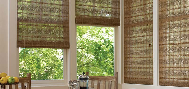 Top Woven Wood Shades for Natural Interiors