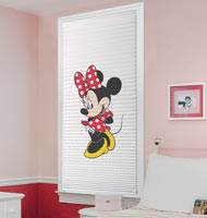 Disney Classic Cordless Light Filtering Cellular Shades