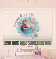 Disney Frozen Cordless Cellular Shades