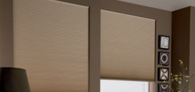 3/4 Cordless Single Cell Blackout Shade Custom Blinds and Shades By SelectBlinds.com