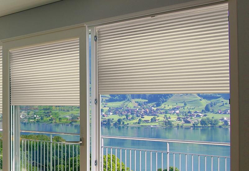 CLOSEOUT-5/8 Cordless Single Cell Shades Custom Blinds and Shades By SelectBlinds.com