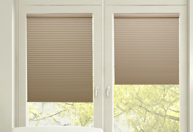 CLOSEOUT-Express Cordless Cell Shade Custom Blinds and Shades By SelectBlinds.com