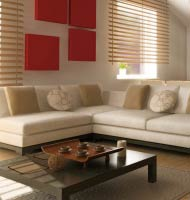 "2"" Express Faux Wood Blinds - Premium Stains"