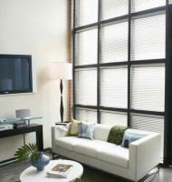 "1"" Select Levolor Aluminum Blinds"