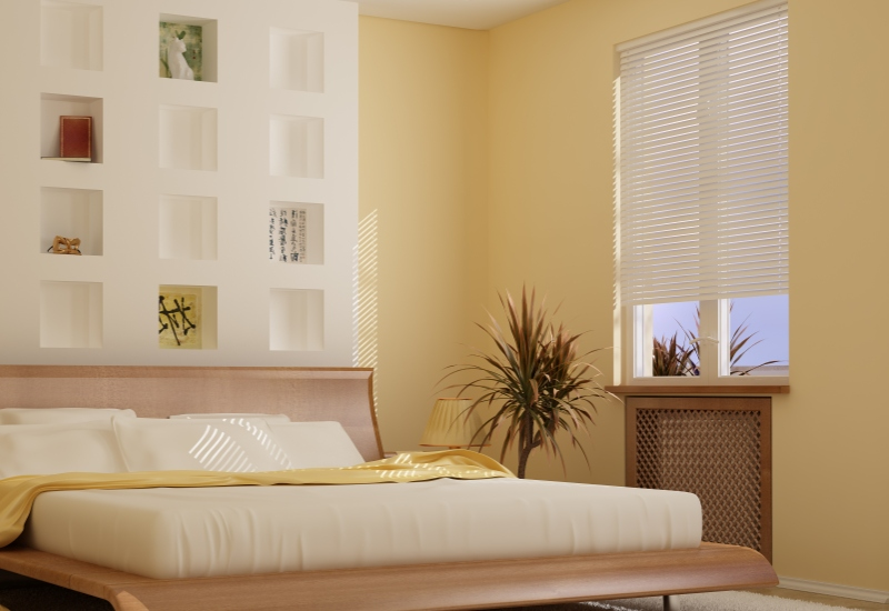 These 2 inch aluminum blinds compliment your eco-friendly lifestyle.