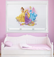 Disney Princesses Cordless Roller Shades