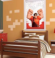 Disney Wreck it Ralph Cordless Roller Shades
