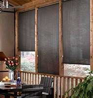 Exterior Select Sheer Weave 3% Solar Shades