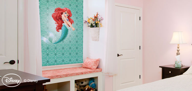 Disney Princess Ariel roller shade products