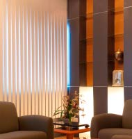 "3 ½"" Premium Smooth Vertical Blinds"