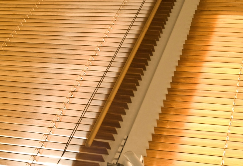 1 Veneto Wood Blinds Custom Blinds and Shades By SelectBlinds.com