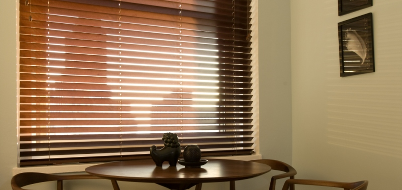 2 Select Wood Blinds