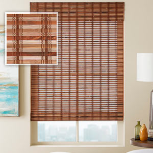 Bamboo Shades - Woven Wood Blinds from SelectBlinds.com