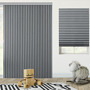 Sliding Door Blinds | Patio Door Blinds and Shades