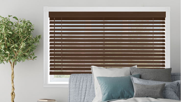 Faux Wood Buying Guide from SelectBlinds.com