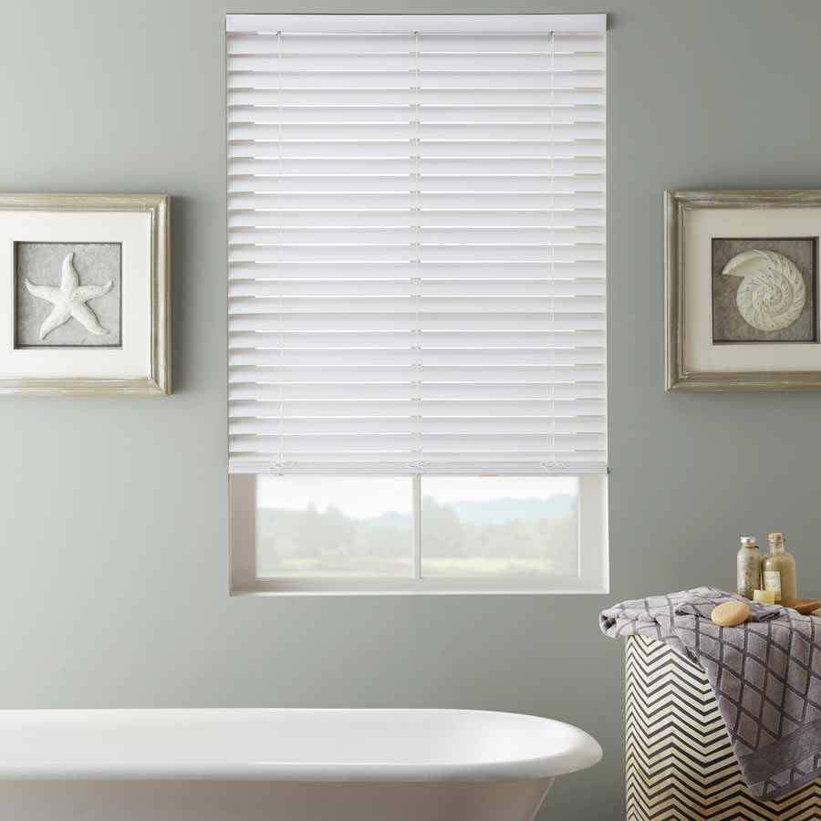 Bathroom window treatments bathroom window treatments for Bathroom window curtains