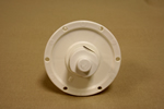 Roller shade roller shade mechanism tip view