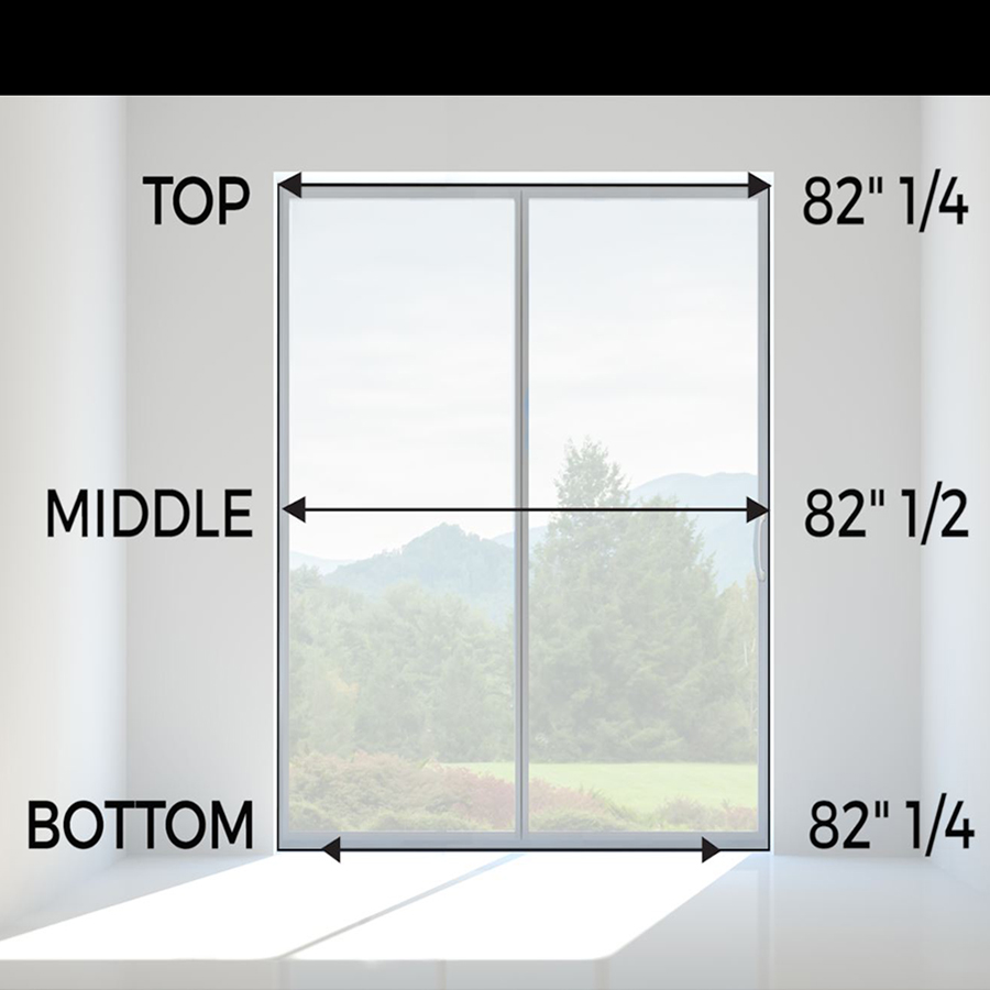 How To Measure Doors For Window Treatments