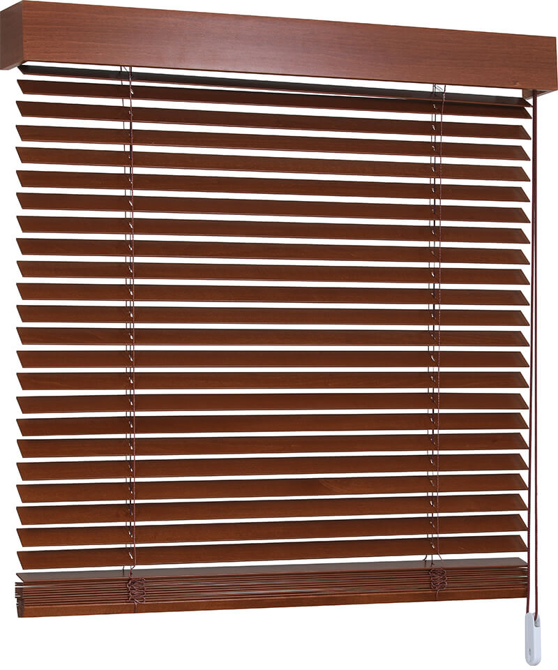 1 3/8 inch Lifestyle Wood Blinds
