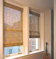 Select Natural Wood Shades