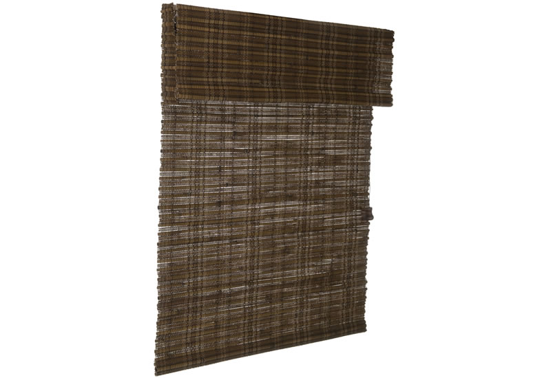 Whitewash Bamboo Blinds