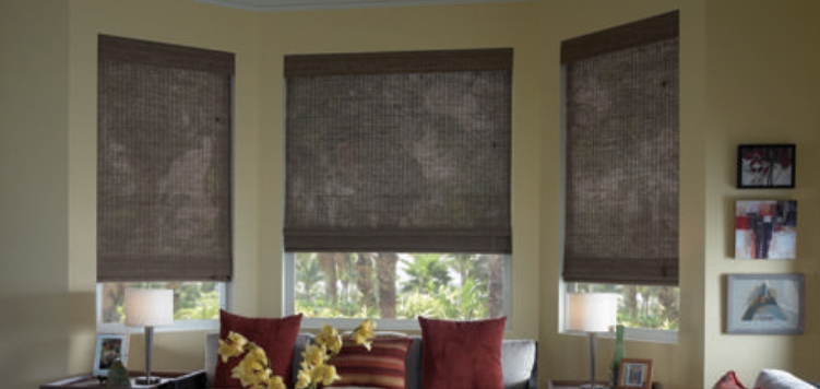 South Pacific Collection Shades are great eco-friendly window coverings.