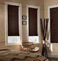 "9/16"" Cordless Blackout Shades"