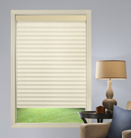 @Home Collection VuThru Light Filtering Blinds