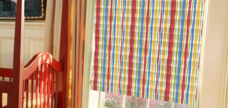 Carriann Kids 1/2 Single Cell Light Filtering Shades Custom Blinds and Shades By SelectBlinds.com