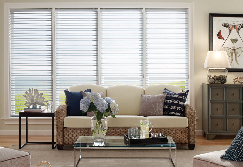Good Housekeeping Insulating Light Filtering Custom Blinds and Shades By SelectBlinds.com